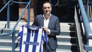 Carvalhal named new Wednesday boss