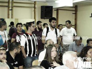 La Federación de Peñas del Cartagena sugiere retrasar el referendum
