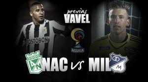 Nacional - Millonarios: el duelo más laureado del fútbol colombiano