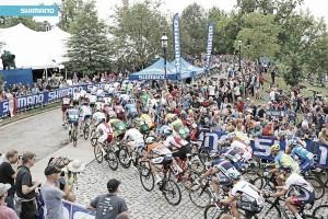 Temporada 2015: ocho días de puro ciclismo
