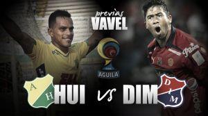 Atlético Huila - Independiente Medellín: ¿objetivo? Seguir sumando y escalar posiciones
