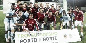 El Celta se lleva el 'Troféu Turismo Porto e Norte'