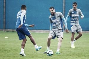 Exames confirmam lesão de Marcelo Oliveira e desfalques do Grêmio aumentam