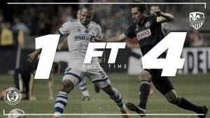 Montreal Impact sienta cátedra en la MLS
