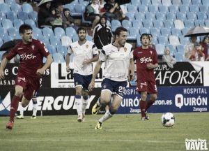 Fotos e imágenes del Real Zaragoza - Sporting de Gijón de la 41ª jornada de la Liga Adelante