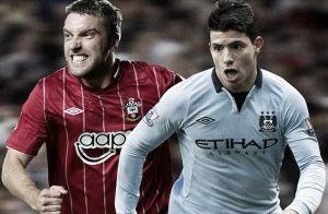 Southampton - Manchester City: duelo en lo alto por alcanzar la cima