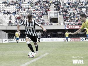El Cartagena buscará el gol sin delantero