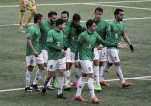 El Guijuelo vuelve al gol y se acerca a la Copa