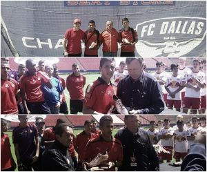 Dallas Cup: Medellín hizo una gran campaña y logró el subcampeonato