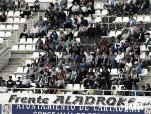 Los abonados del FC Cartagena podrán invitar a tres amigos para el partido contra el Betis B
