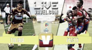 Resultado Tolima vs Pasto (2-1)