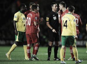 Resultado Southampton vs Norwich (3-0)