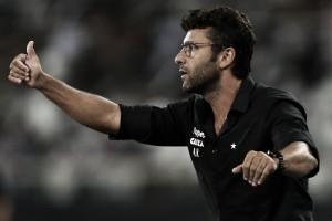 Após classificação, Valentim vê evolução no Botafogo e elogia fase ofensiva da equipe