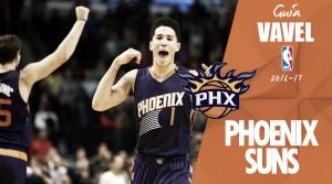 Guía VAVEL NBA 2016/17: Phoenix Suns, fuerte apuesta por la juventud y el talento