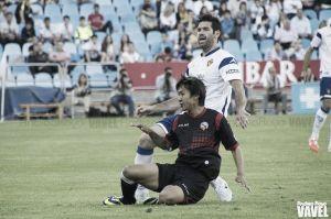 Fotos e imágenes del Real Zaragoza - CE Sabadell de la trigésimo novena jornada de la Liga Adelante