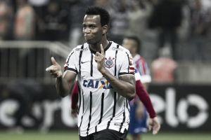 Expulso contra o Atlético-MG, Gil pode desfalcar o Corinthians no Brasileiro