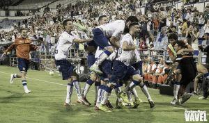 Fotos e imágenes del Real Zaragoza 3-2 UD Almería, de la segunda jornada de Segunda División