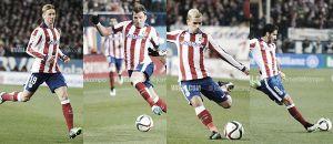 La delantera del Atlético de Madrid permite soñar