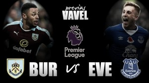 Previa Burnley - Everton: Clarets contra Toffees