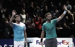 ATP World Tour Finals: Underdogs Harrison/Venus get off to a winning start