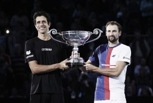 ATP World Tour Finals: Kubot/Melo clinch year-end number one with straight sets victory