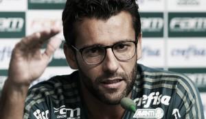 Valentim destaca atuação do Palmeiras em triunfo e conta com torcida para enfrentar o Sport