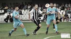 Cartagena - RB Linense: maldito campo maldito