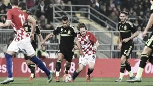 Jonny, titular en la victoria de España sub-21 en Croacia