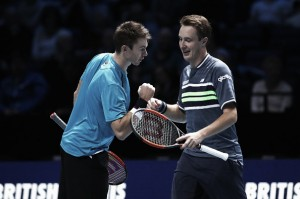 ATP World Tour Finals: Kontinen/Peers claim victory on their 12th match point against Rojer/Tecau