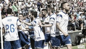 Fotos e imágenes del Real Zaragoza - SD Éibar de la trigésimo tercera jornada de la Liga Adelante