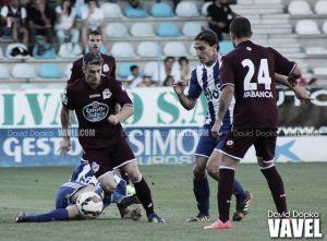 Fotos e imágenes de la S.D. Ponferradina contra el R.C. Deportivo de la Coruña, pretemporada 2014