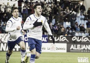 Fotos e imágenes del Real Zaragoza - R.C. Recreativo de la 22ª jornada de la Liga Adelante