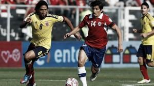 Una mirada histórica de Chile - Colombia