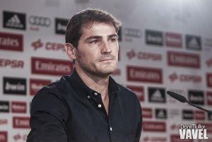 Los tiempos de Casillas