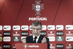 """Fernando Santos: """"Espero que sea la primera victoria de muchas"""""""