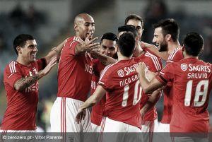 Benfica se pasea en Coimbra