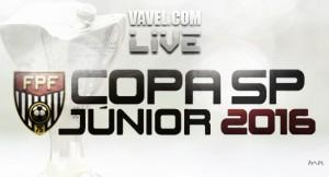Resultado de Goiânia x Portuguesa na Copa São Paulo de Futebol Júnior 2016