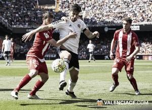 El murciélago del Valencia volvió a volar en Mestalla