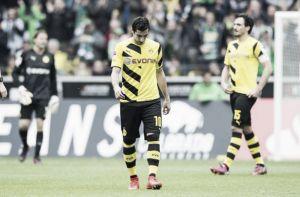 Herrmann se aprovecha de un Dortmund a la deriva