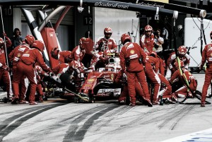 Kimi Räikkönen quiere mantener el ritmo de Suzuka en Austin