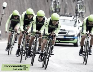 Giro de Italia 2015: Cannondale-Garmin, a recordar viejos tiempos