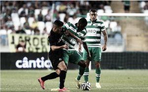 Académica empata 'in extremis' ante el Sporting