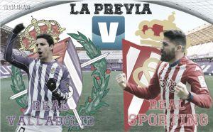 Real Valladolid - Real Sporting: una lucha por el ascenso