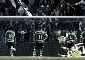Feirense x Sporting : voltar a escorregar