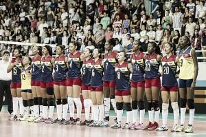Colombia perdió ante Perú en su segunda salida en el Preolímpico