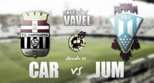 Cartagena - Jumilla: batallando con el último aliento