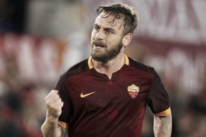 """De Rossi admits """"extra money doesn't matter, ambition does"""""""