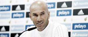 """Zidane: """"Cinco partidos, con lo que pasó, es mucho"""""""