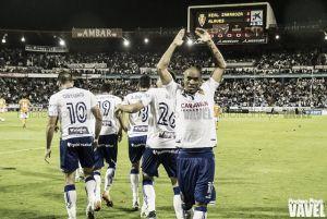 Fotos e imágenes del Real Zaragoza 1-0 Deportivo Alavés, de la séptima jornada de Segunda División