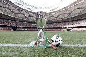 La Supercoppa, otra vez en China